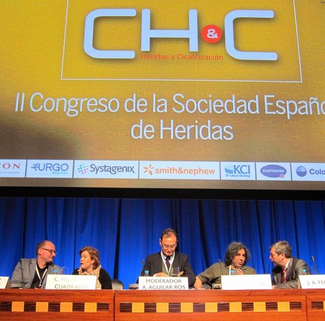 II Congreso  Nacional De Heridas Y Cicatrización