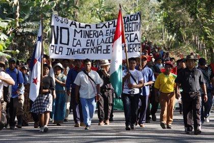 Denuncian la desaparición de 200 indígenas que participaban en las protestas en Panamá