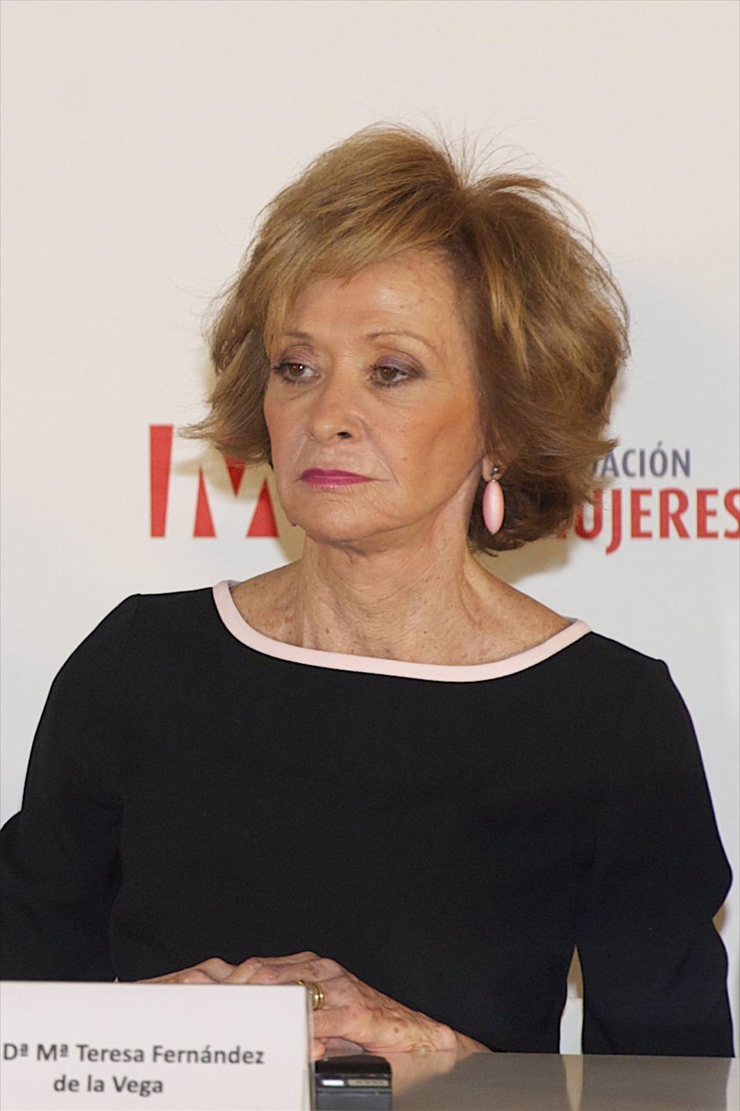 Maria Teresa Fenández De La Vega