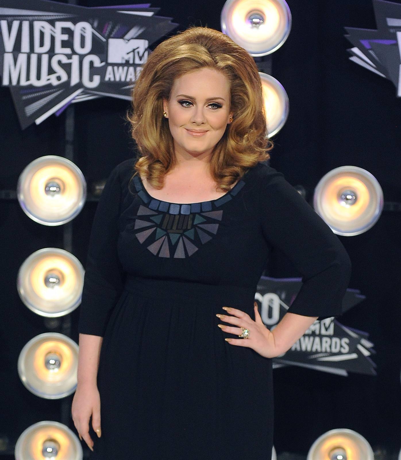 Adele En Un Photocall