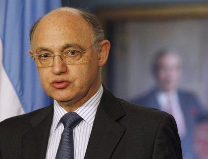 """Timerman viaja a la ONU para denunciar la """"militarización"""""""