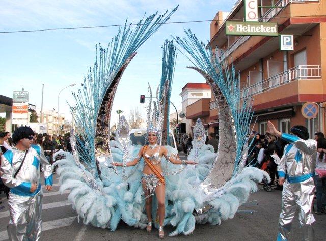 Carnaval De San Javier