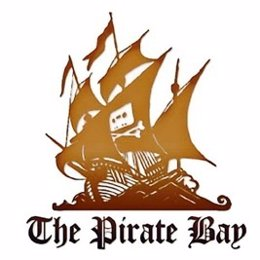 Logotipo The Pirate Bay