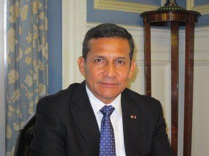 La popularidad de Humala sube ocho puntos y se ubica en 58%