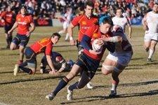 España Gana A Georgia En El Campeonato De Europa De Rugby