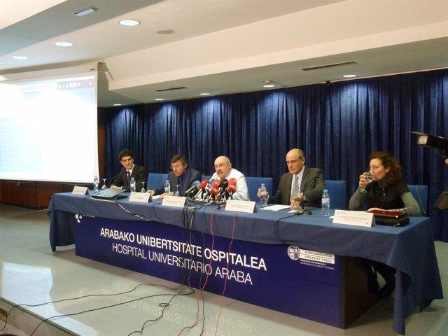 Presentación Del Historial Dosimétrico En El Hospital De Txagorritxu.