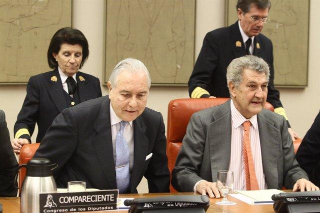 Presidente Del Consejo General Del Poder Judicial (CGPJ), Carlos Dívar