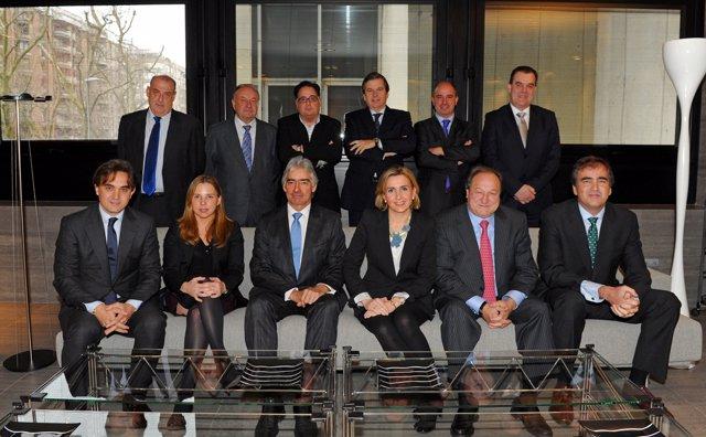Comité Ejecutivo Ceoe Cantabria