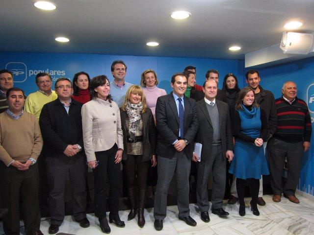 Alcaldes Del PP En Córdoba