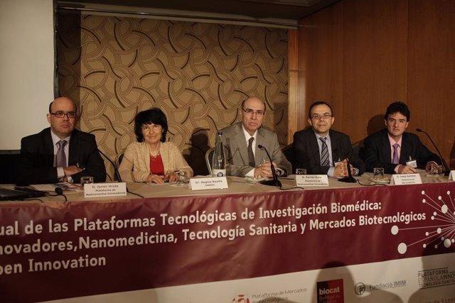Conferencia Plataformas Tecnológicas
