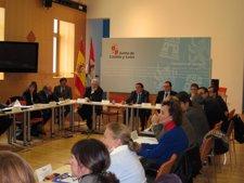 Saez Aguado Preside El Consejo Regional De Salud