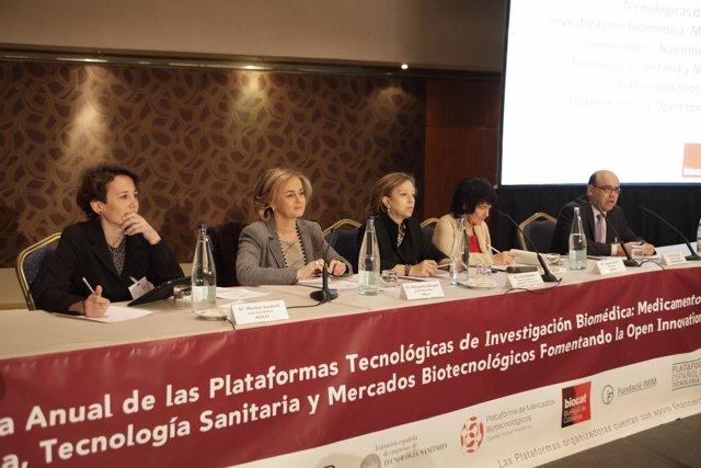 Conferencia Anual De Plataformas Tecnologicas De Investigación