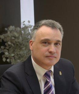El Defensor Del Pueblo De Navarra, Javier Enériz