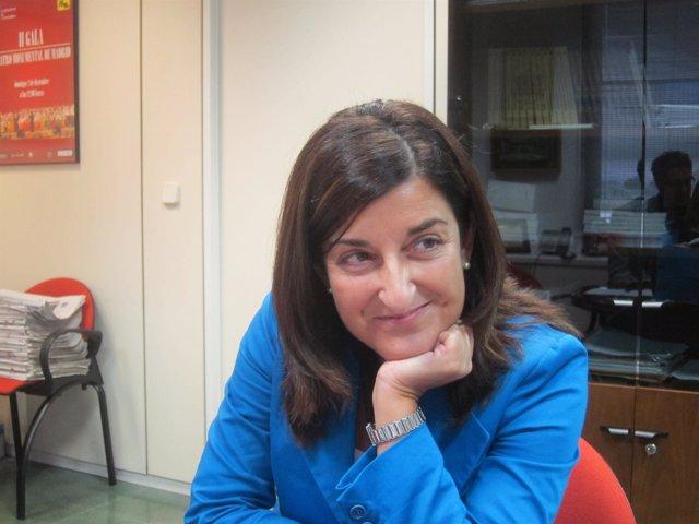 Mª José Sáenz De Buruaga