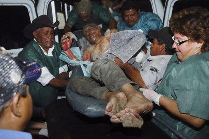 Aumentan a 357 los presos muertos en el incendio en una cárcel hondureña