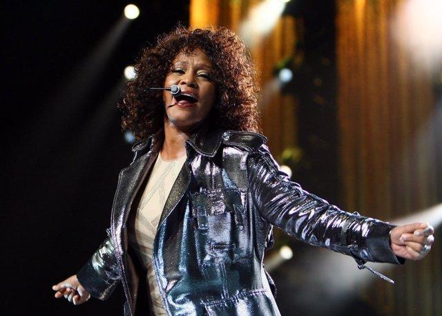 La Cantante Whitney Houston
