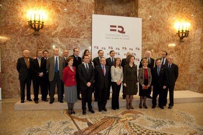 La reina Sofía preside la entrega de los Premios de la Fundación Renal Íñigo Álvarez de Toledo