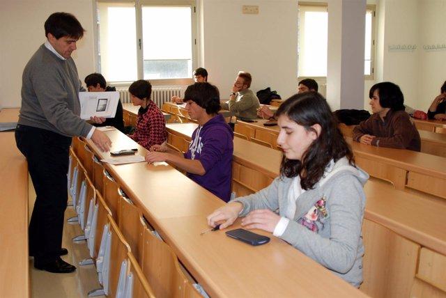 Estudiantes, Alumnos, Universitarios