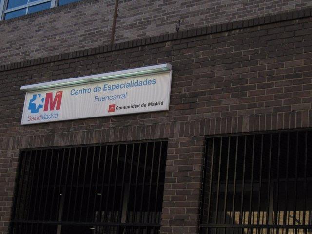 Centro De Especialidades Fuencarral
