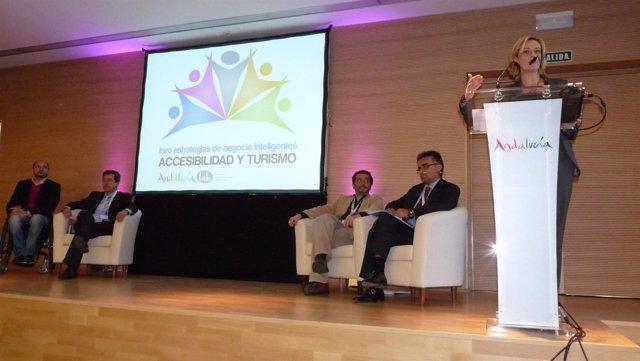 Foro De Accesibilidad En El Centro Andalucía Lab
