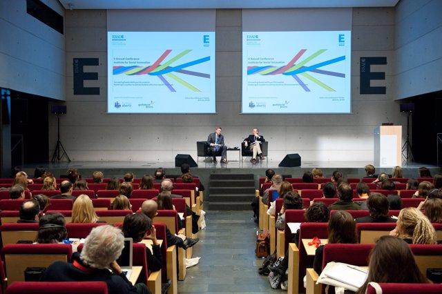V Jornada Del Instituto De Innovación Social De ESADE