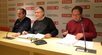 """CMancha.-FECOMA pide """"claridad"""" al Gobierno regional sobre la rescisión del contrato del Hospital de Toledo"""