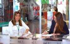 Susana Díaz, En La Convención