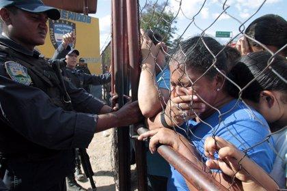Ascienden a 358 los muertos por el incendio en la cárcel de Comayagua
