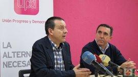 """UPyD cree que con actuales ayudas a Lorca """"no se cubre ni el 50% de los daños"""" de la ciudad por seísmos"""