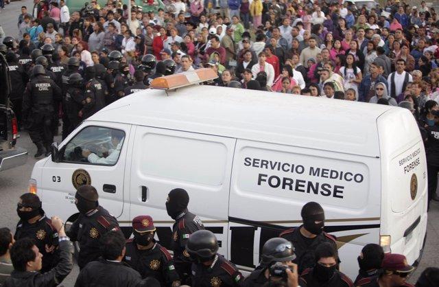 Reyerta En Una Cárcel De México