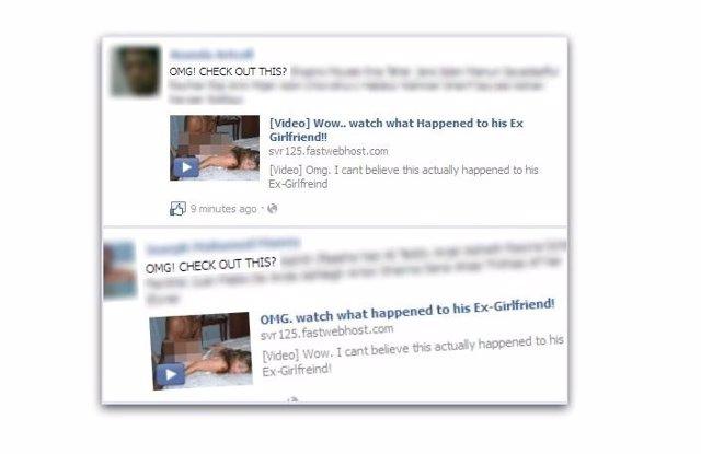 Estafa En Facebook Con Vídeos De Contactos