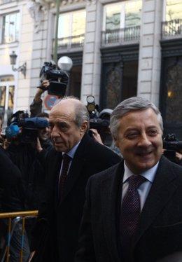 José Blanco Llega Al Tribunal Supremo