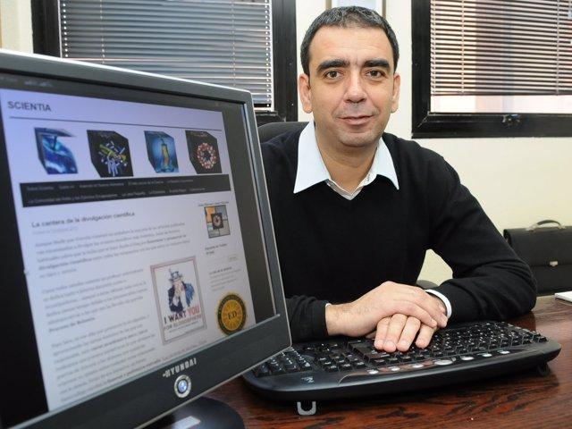 El Profesor De La Universidad De Murcia José Manuel López Nicolás