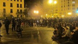 UJCE-RM convoca una concentración ante la Delegación del Gobierno en Murcia en solidaridad con estudiantes de Valencia