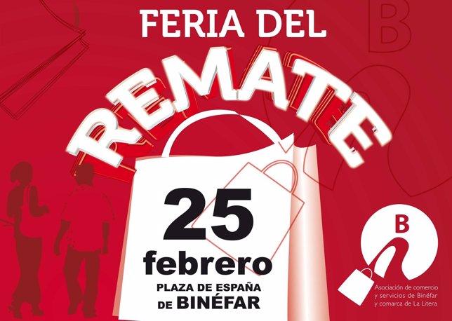 Feria Del Remate De Invierno De La Asociación De Comercio Y Servicios De Binéfar