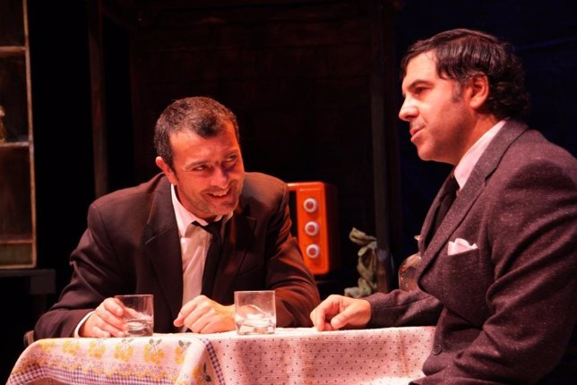 'Oeste Solitario', De Produccións Teatrais Excéntricas