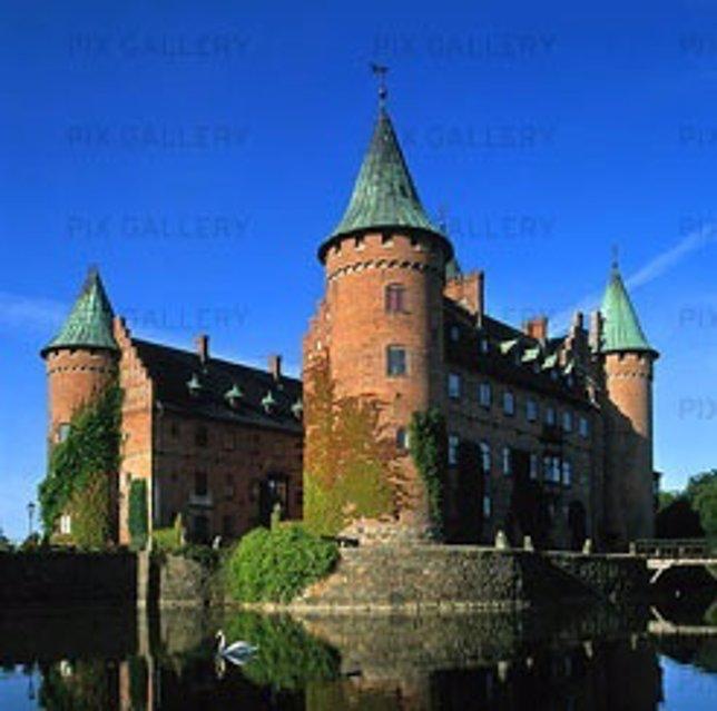Castillo De Trolleholm (Suecia).