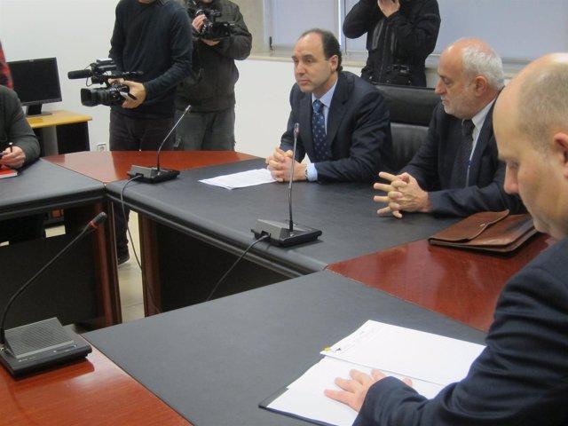 Reunión Diego Y Gómez Acebo