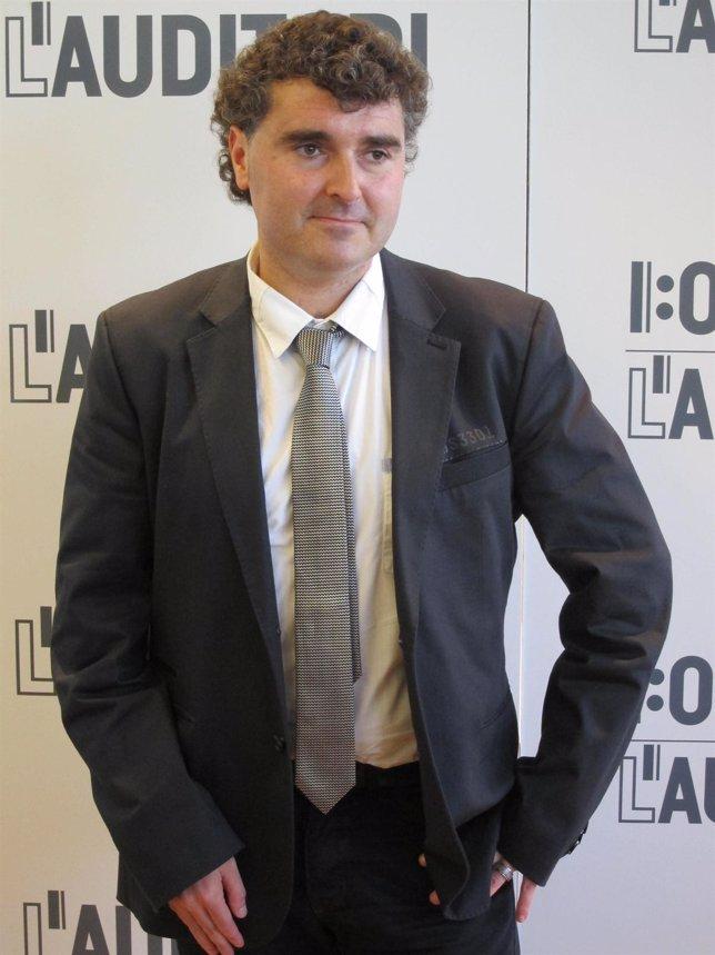 Oriol Pérez Treviño, Nuevo Director De L'auditori
