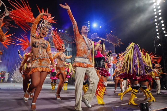 Gran Gala Del Carnaval Del Cómic
