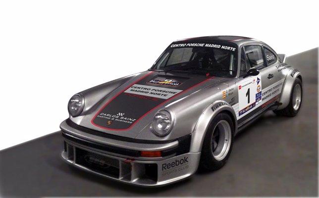 911 Porsche Carrera De Carlos Sainz Y Luis Moya