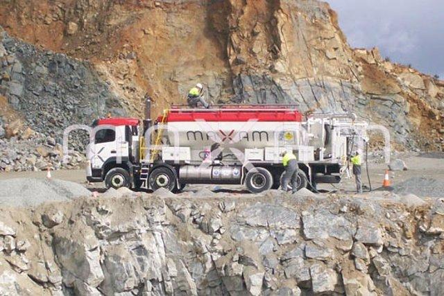 Camión De Maxam