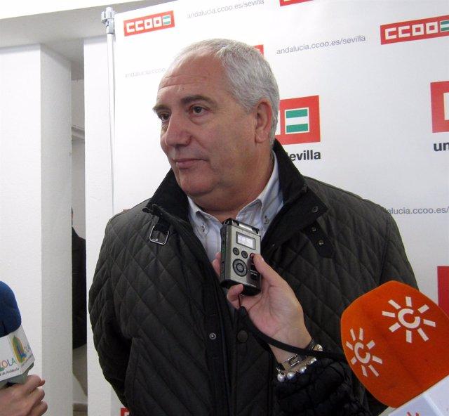 Francisco Carbonero, Hoy En Sevilla