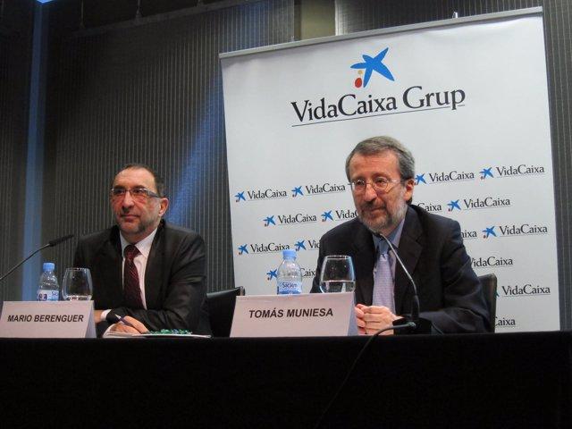 Mario Berenguer Y Tomás Muniesa (Vidacaixa)