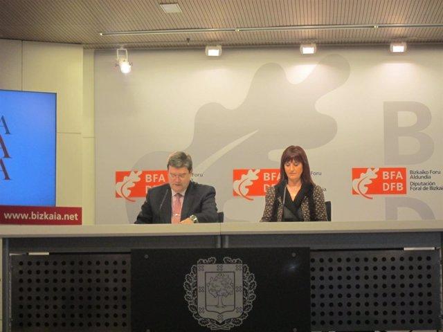 Itziar Garamendi Y Juan Mari Aburto