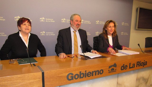 Nieto, Corral Y Díez En Presentaciòn Resultados Residencias