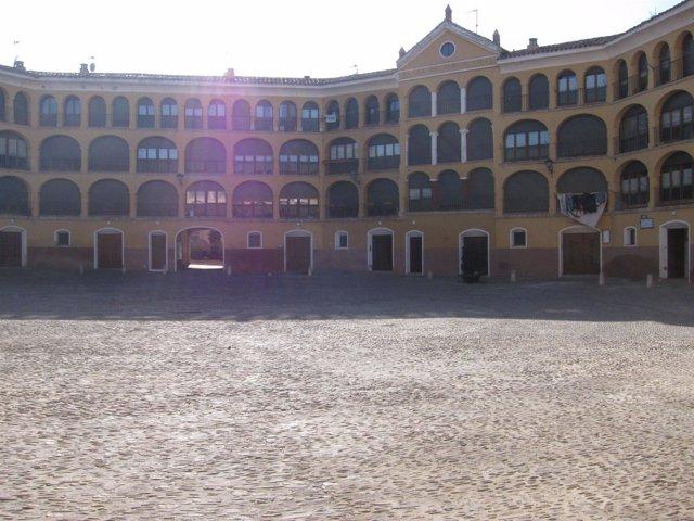 Plaza De Toros Vieja De Tarazona, Zaragoza