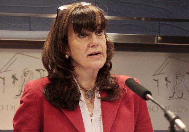 Soraya Rodríguez, Portavoz Socialista Del Grupo Parlamentario
