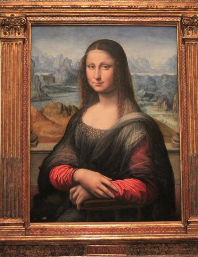 Gioconda Del Museo Del Prado