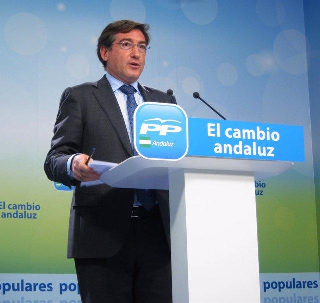 Rafael Carmona, Hoy En Rueda De Prensa